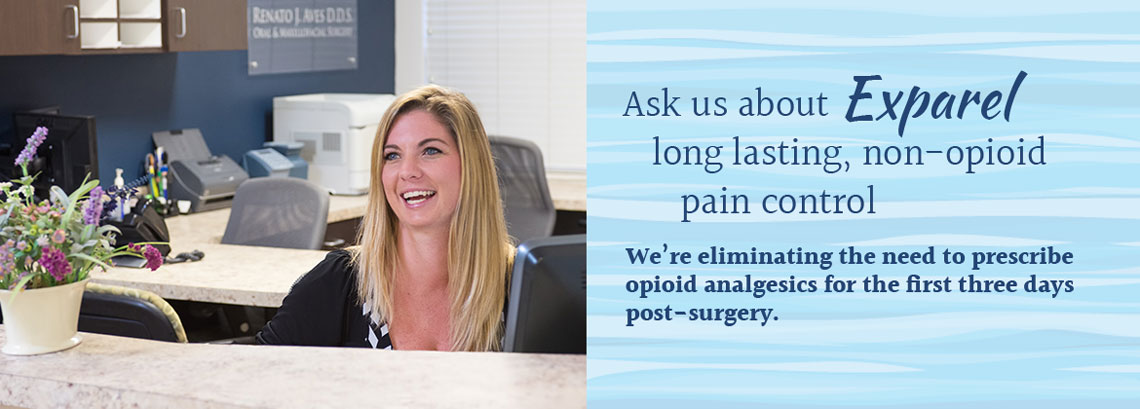 Experal Pain Control Oral Surgeon
